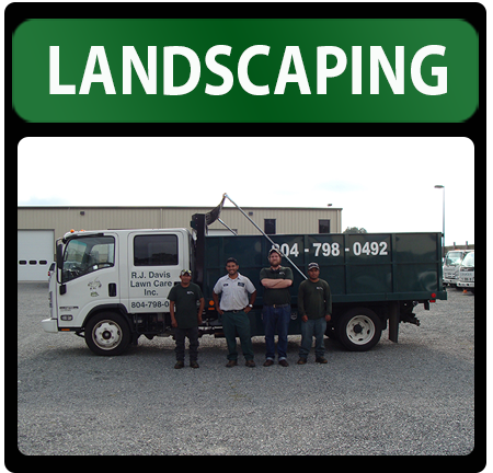 Workers for Landscaping Services, Ashland, VA
