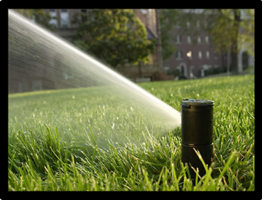 Sprinkler System, Irrigation Services in Ashland, VA